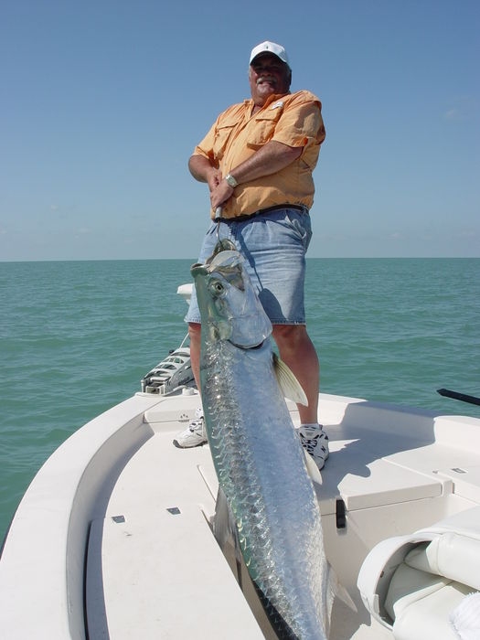Night flight fishing charters naples marco island ten for Charter fishing marco island